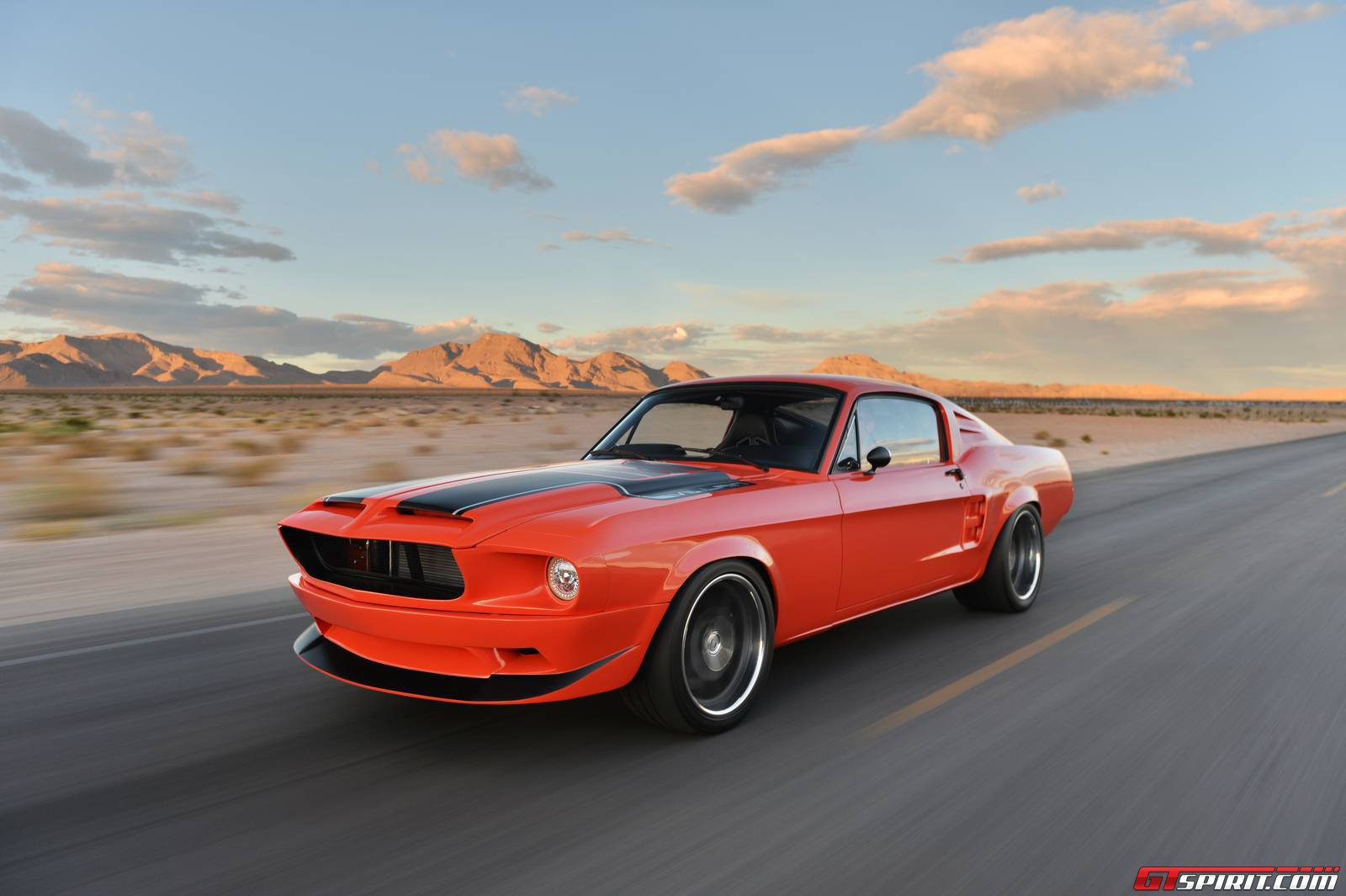 Hot Classic Muscle Cars