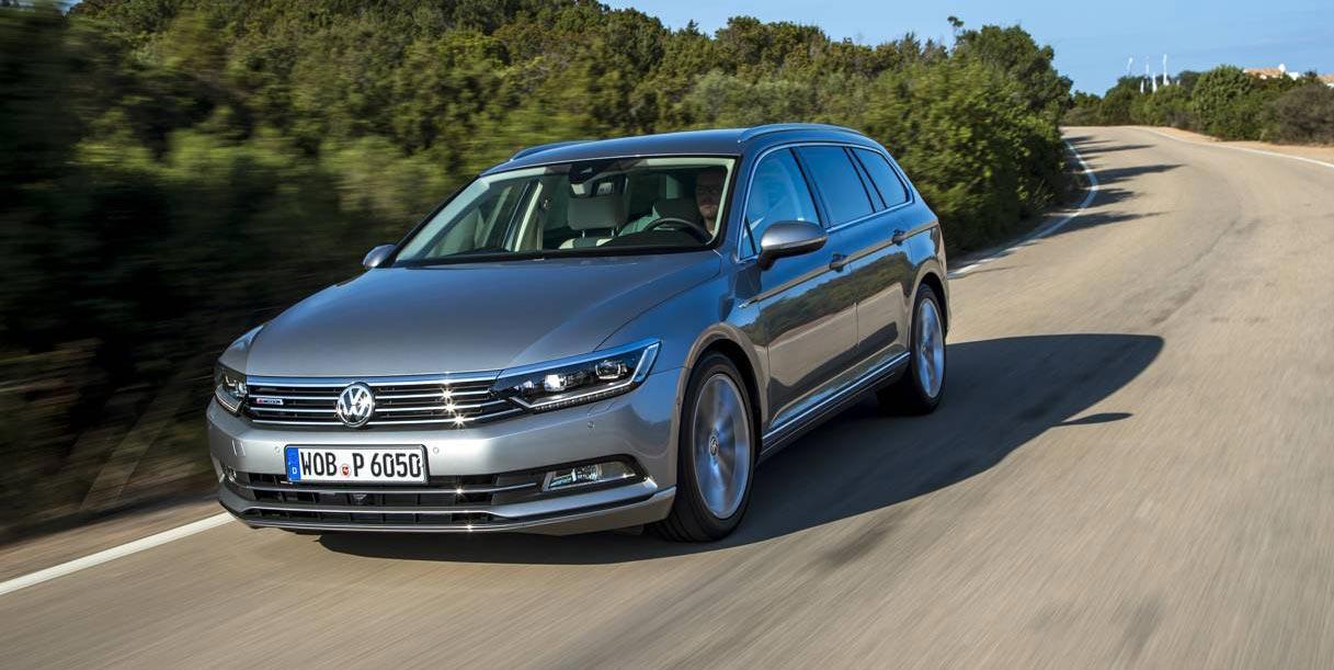 2015 Volkswagen Passat Passat Variant Review Gtspirit