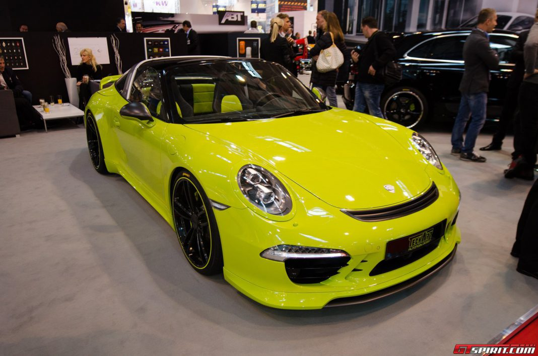essen 2014 techart porsche 911 targa gtspirit. Black Bedroom Furniture Sets. Home Design Ideas