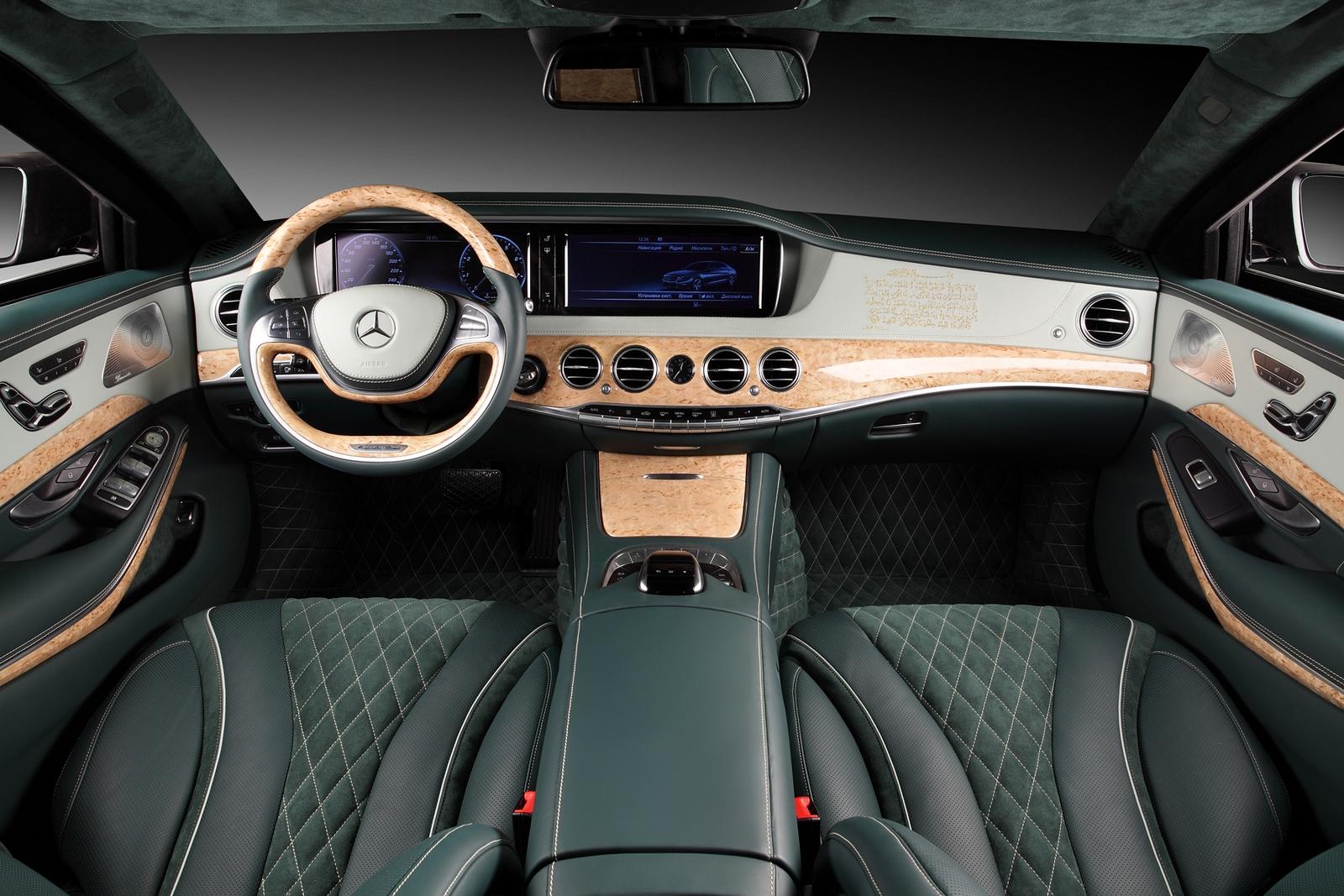 TopCar Unveils Latest Mercedes-Benz S600 Guard - GTspirit