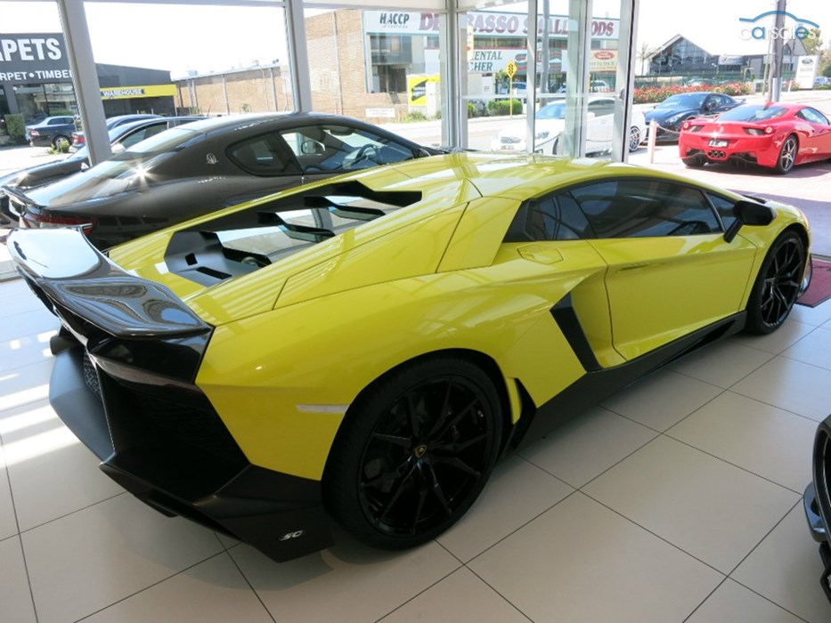 Lamborghinis for sale australia