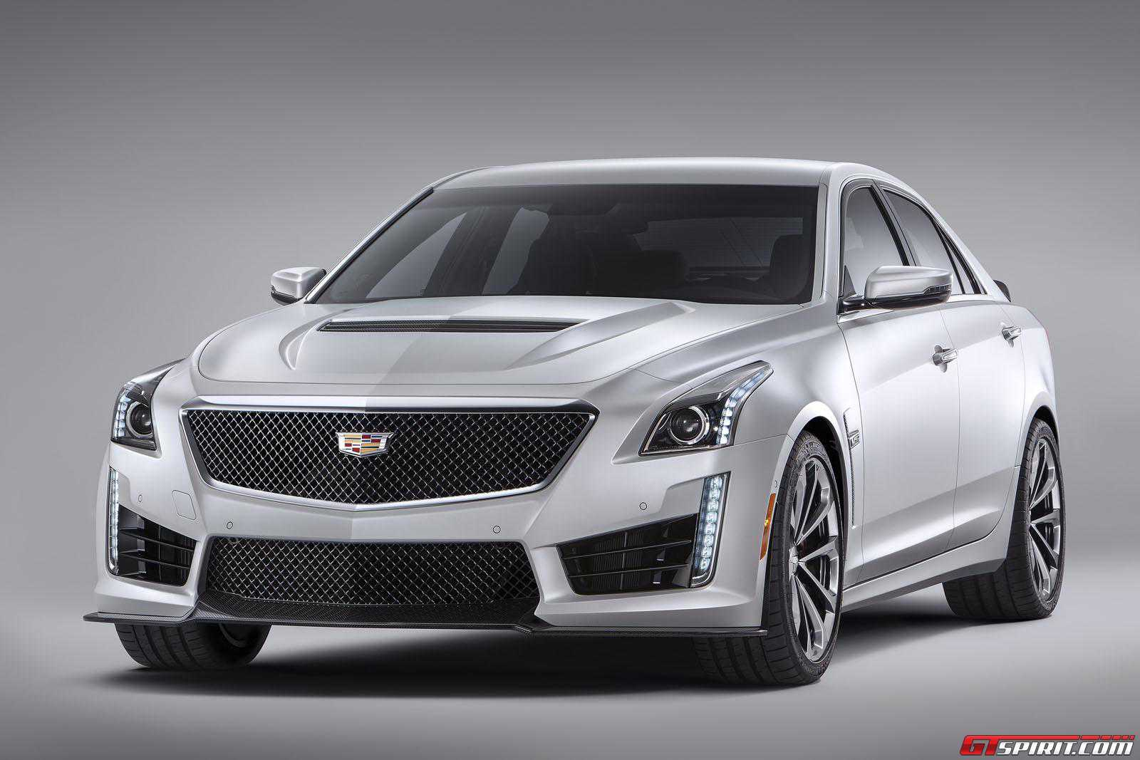 Plethora of New Cadillac Models on the Cards - GTspirit