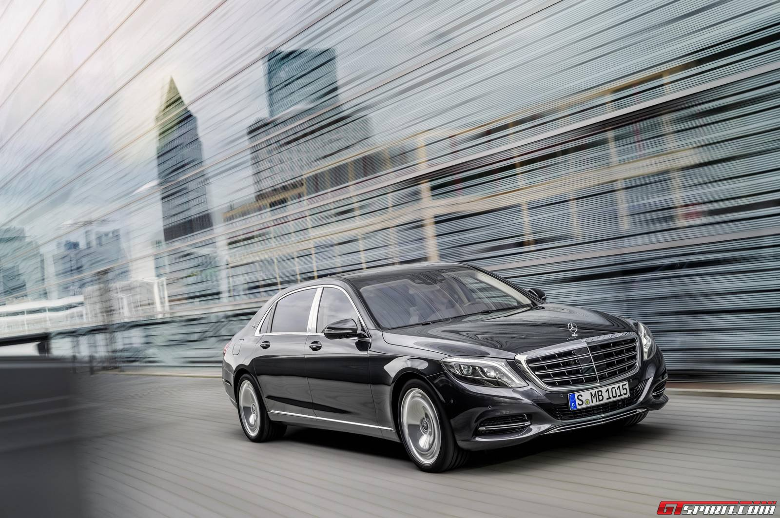 Mercedes-Maybach S500 and S600 Priced - GTspirit