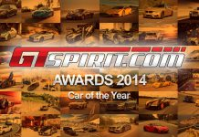 GTspirit Car of the Year 2014