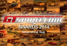 GTspirit Tuner of the Year 2014