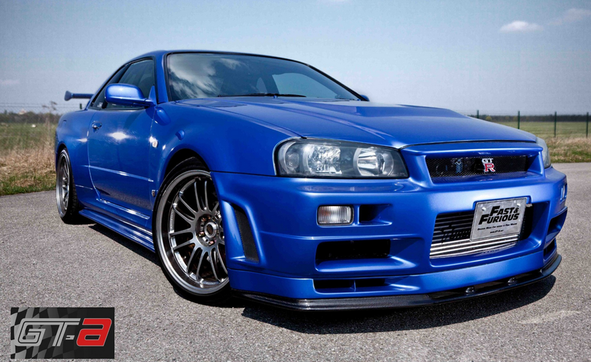Paul Walker's Nissan Skyline from Fast and Furious 4 For ...Fast And Furious Cars Skyline