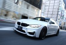 BMW M4 by 3DD3sign