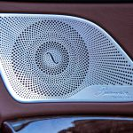 2015 Mercedes-Benz S65 AMG Audio System