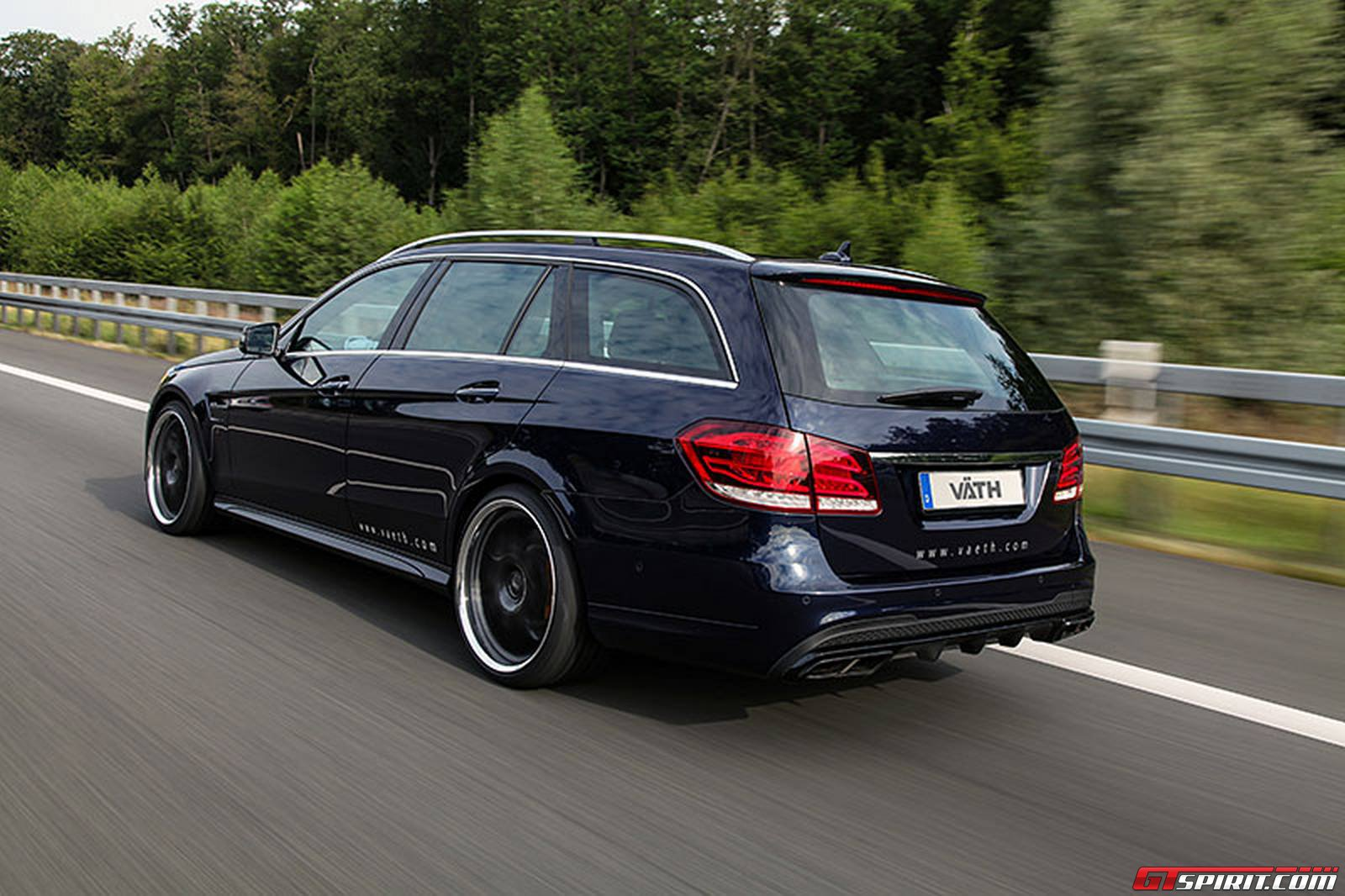 Official mercedes benz e63 amg s by vath gtspirit for Mercedes benz e63 amg s