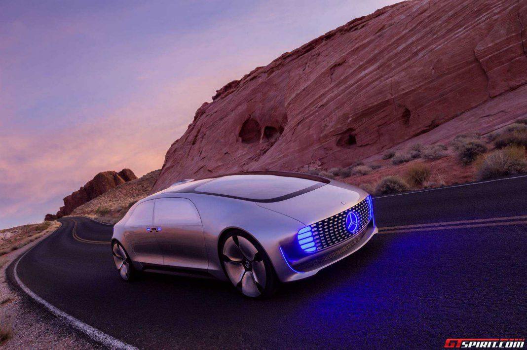 Official Mercedes Benz F015 Luxury In Motion Gtspirit