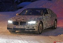 2016 BMW 7-Series Caught Testing in Sweden