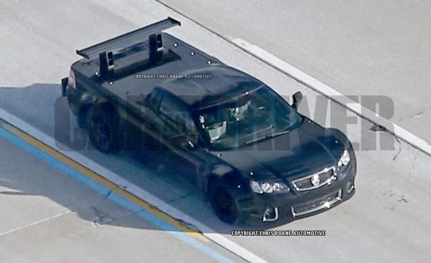 Mid-Engined Chevrolet Corvette Spied Testing! - GTspirit