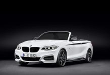 BMW 2-Series Convertible M Performance Parts