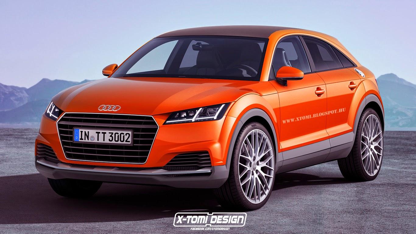 Potential Audi Ttq Rendered Gtspirit
