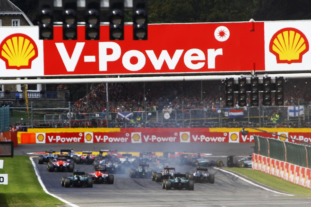 spa francorchamps extends f1 contract through 2018. Black Bedroom Furniture Sets. Home Design Ideas