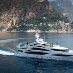 Illusion V Superyacht by Benetti Shipyard