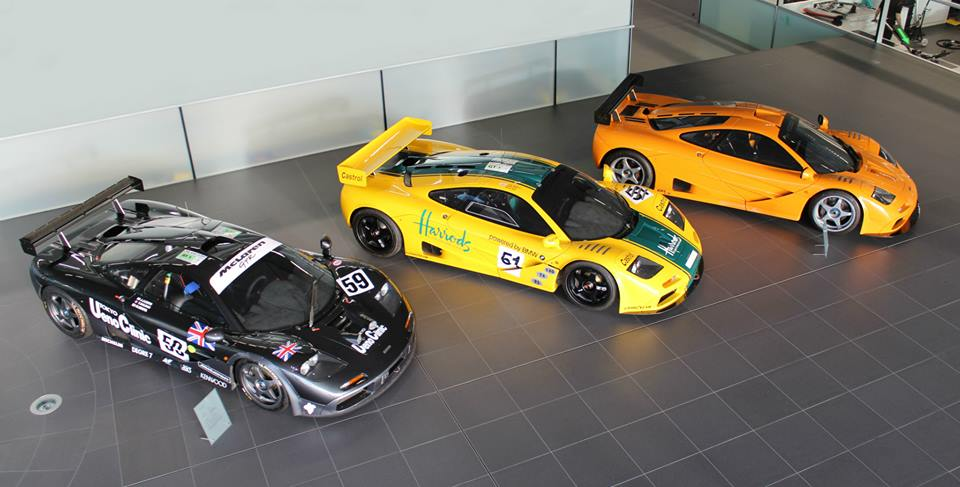 mclaren f1 gtr 06r joins le mans legends at mtc gtspirit. Black Bedroom Furniture Sets. Home Design Ideas
