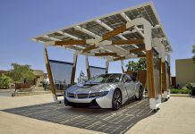 BMW i Home Charging Services Launched at CES 2015