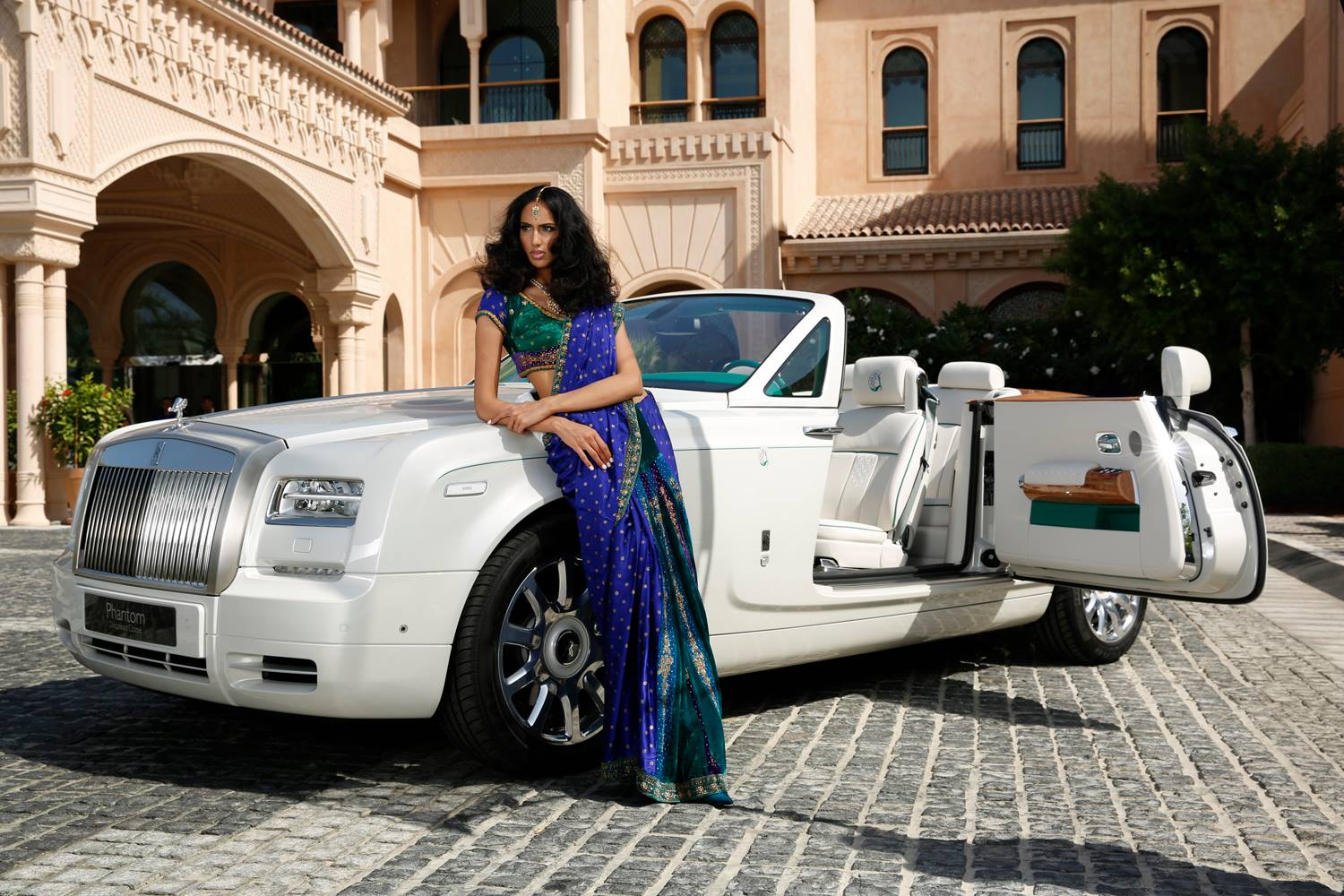 Photo Of The Day: Rolls-Royce Phantom Maharaja Edition - GTspirit