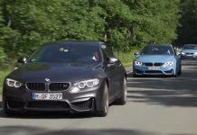 BMW M3, M4
