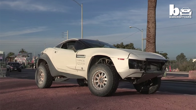Video meet the owner of a local motors rally fighter for Local motors rally fighter for sale