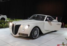 Dream Cars at Brussels Motor Show 2015