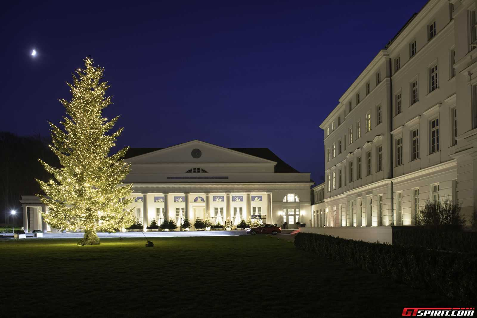 Special report a weekend at the grand hotel heiligendamm for Speciality hotels