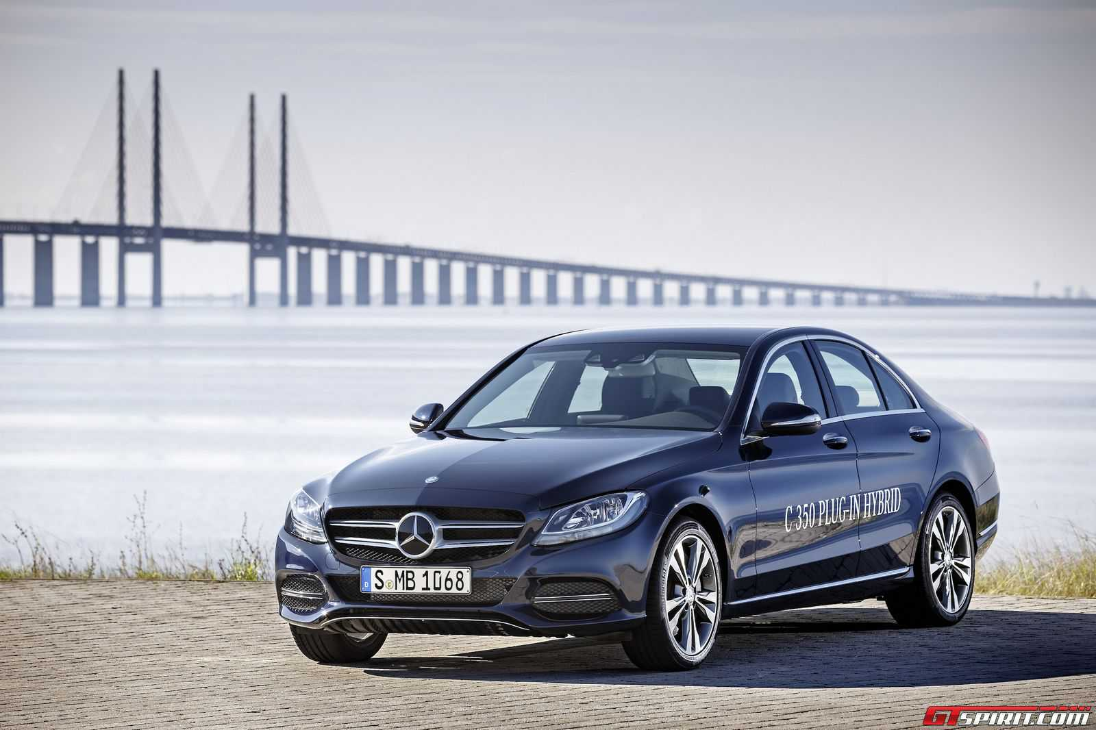 Official 2015 Mercedes Benz C350 Plug In Hybrid Gtspirit