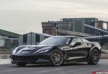 Official: Prior Design Corvette Stingray PDR700 Widebody