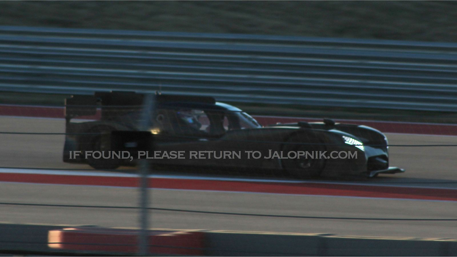 nissan gt r le mans racer spied at cota gtspirit. Black Bedroom Furniture Sets. Home Design Ideas
