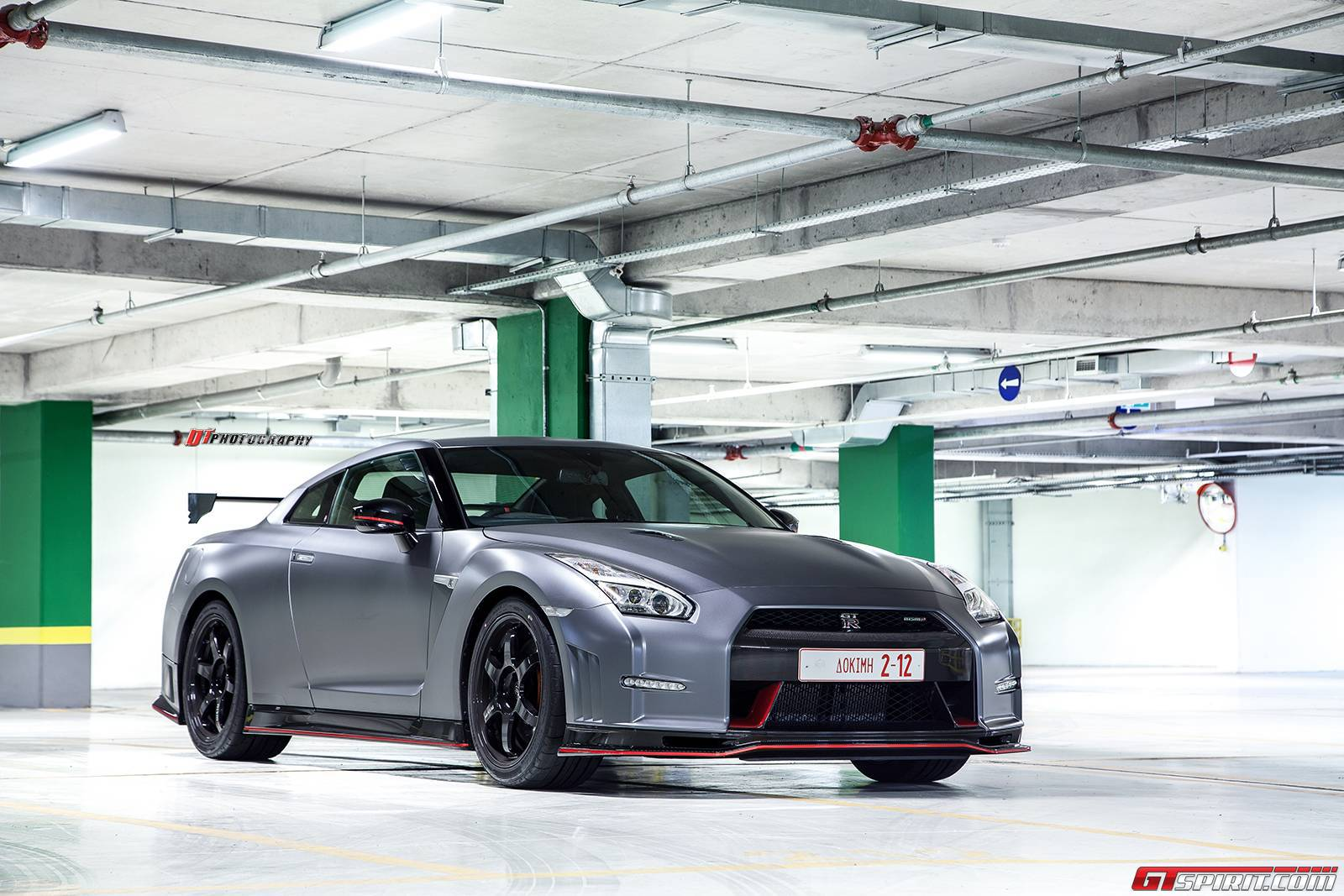 gtspirit owners club ruslan 39 s 2015 matte grey nissan gt r nismo gtspirit. Black Bedroom Furniture Sets. Home Design Ideas