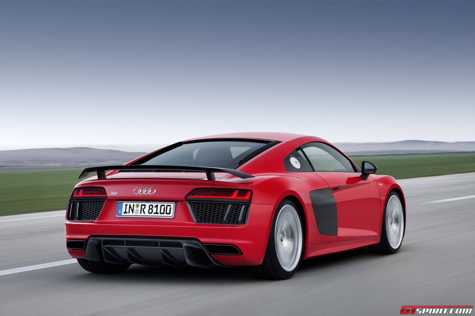 ficial 2016 Audi R8 GTspirit