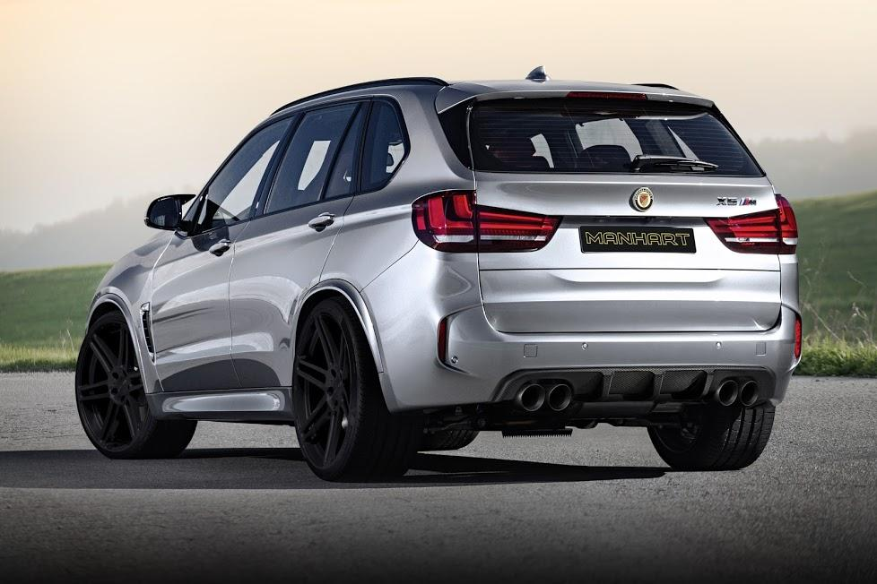 Manhart Racing Previews BMW X5 M Based MHX5 750