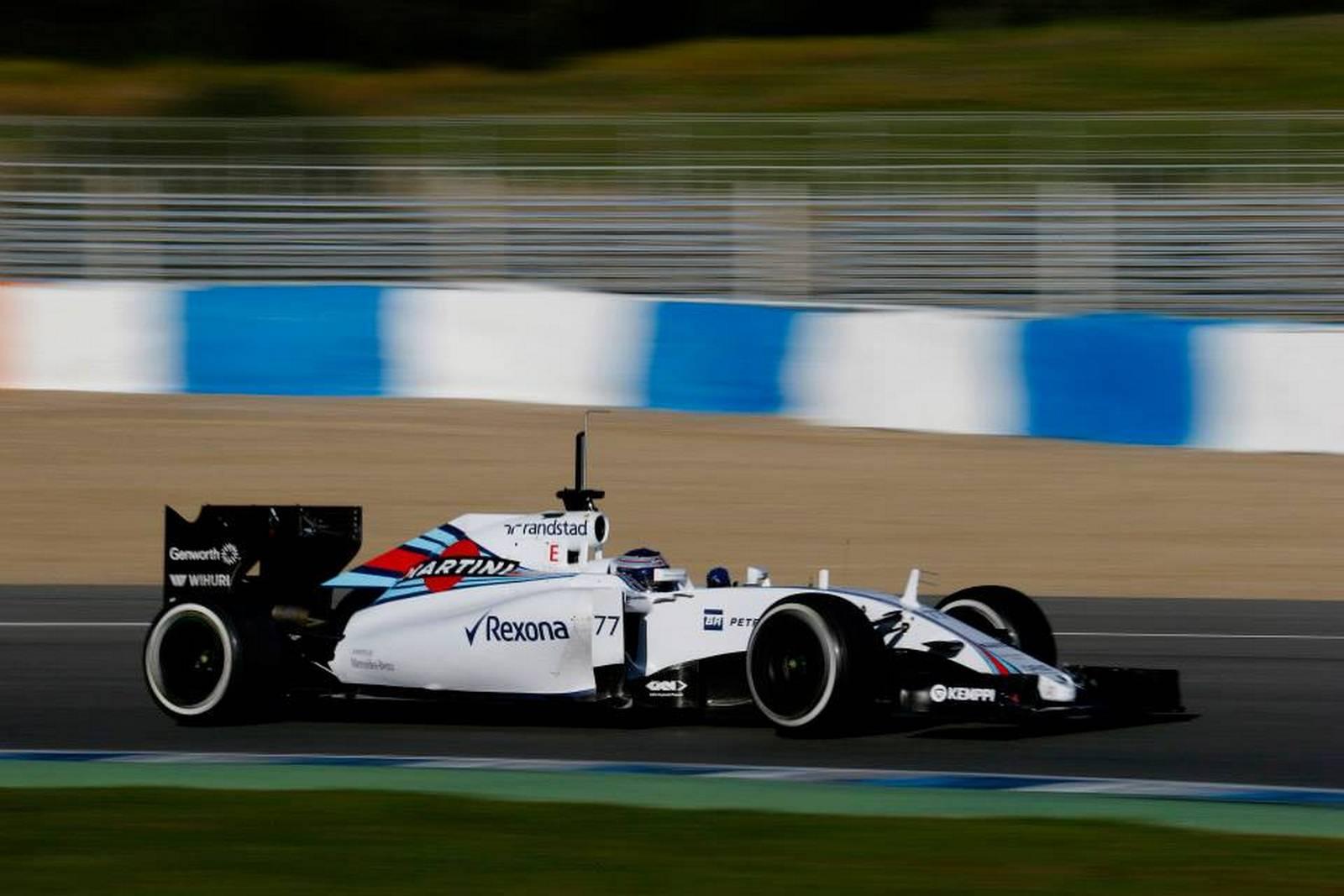 Formula 1: Vettel Fastest Again for Ferrari on Day 2 Jerez Test