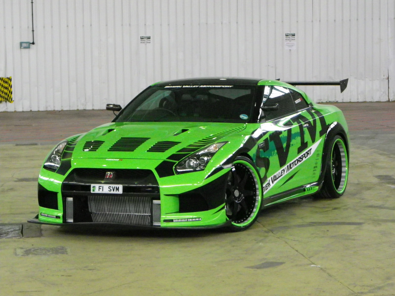 top 10 fastest nissan gt rs r35 in the world gtspirit. Black Bedroom Furniture Sets. Home Design Ideas