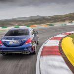 Renntech Mercedes-AMG C63 hits 320 km/h