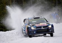 WRC: Sebastien Ogier Storms into Last Minute Victory at Rally Sweden!