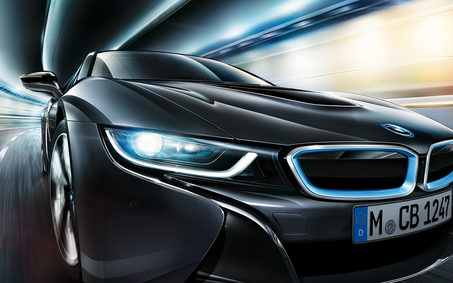 Bmw I8 The Hybrid Sports Car Has Arrived On Indian Shores Gtspirit