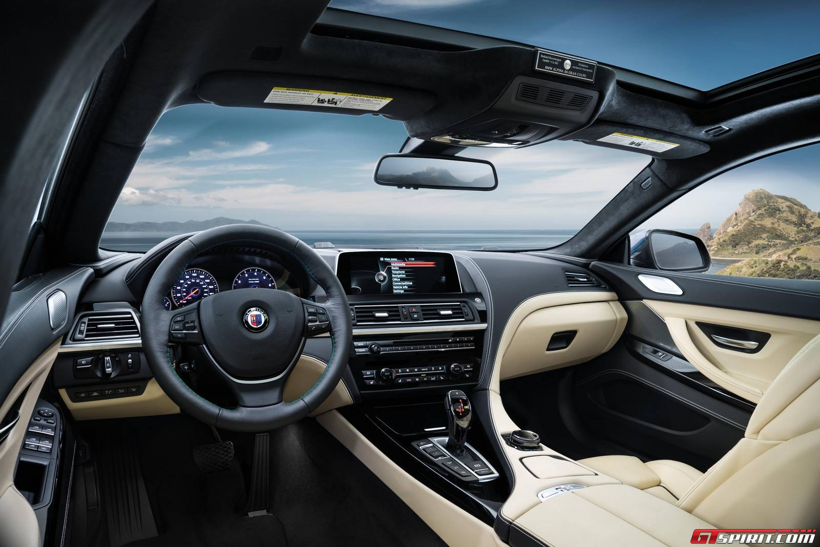 Official: 2016 BMW Alpina B6 xDrive Gran Coupe - GTspirit
