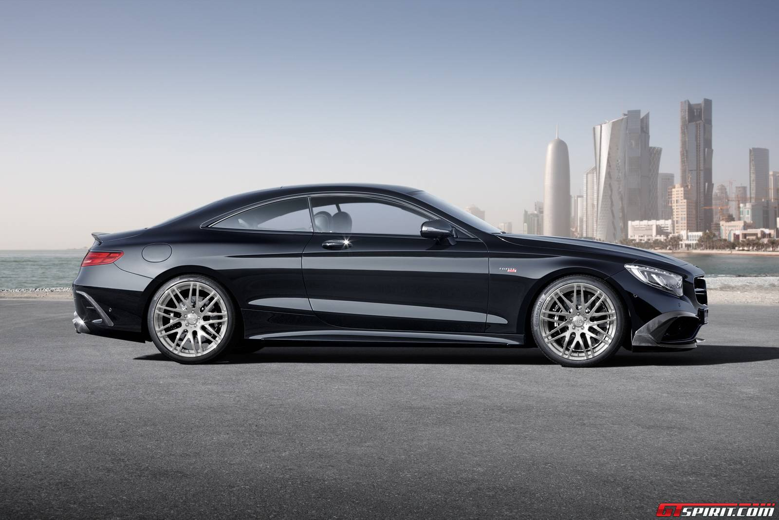 Official brabus 850 mercedes benz s63 amg coupe gtspirit for Mercedes benz brabus amg