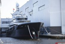 Valentine's Special: Feadship Launches New Superyacht 'Kiss'