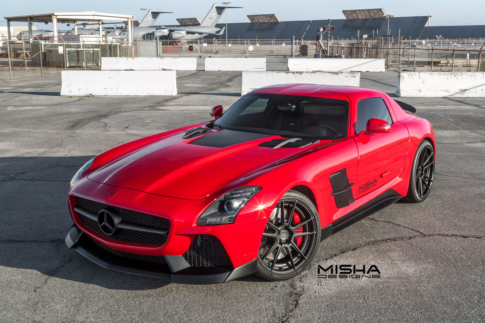 Official mercedes benz sls amg by misha designs gtspirit for Official mercedes benz parts