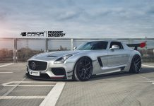 Official: Prior Design Mercedes-Benz SLS AMG PD900GT