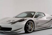Rowen International Ferrari 458 Italia
