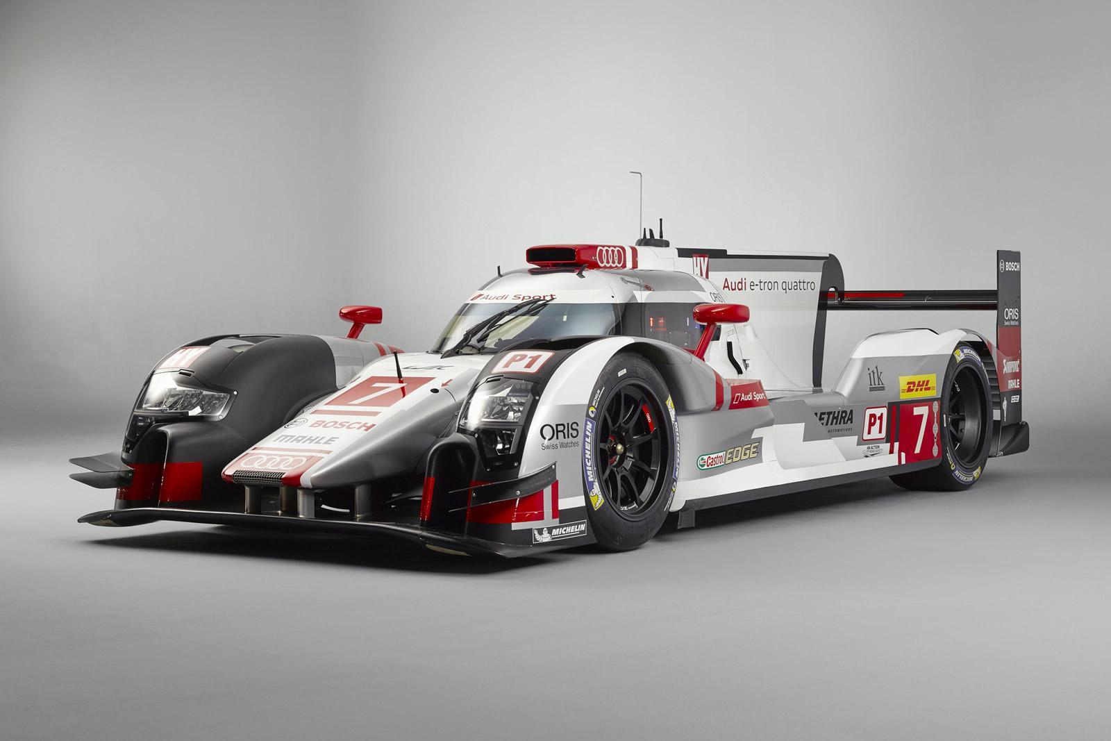 Official Audi R Etron Quattro GTspirit - Audi r18 e tron quattro