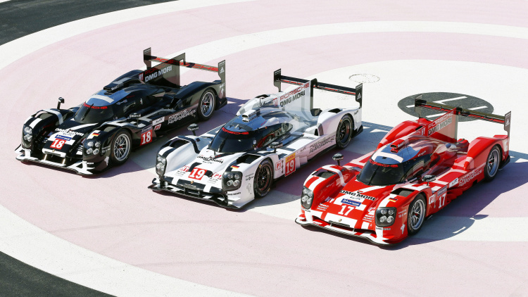 Porsche Continuing LMP1 Racing Until At Least 2018 - GTspirit