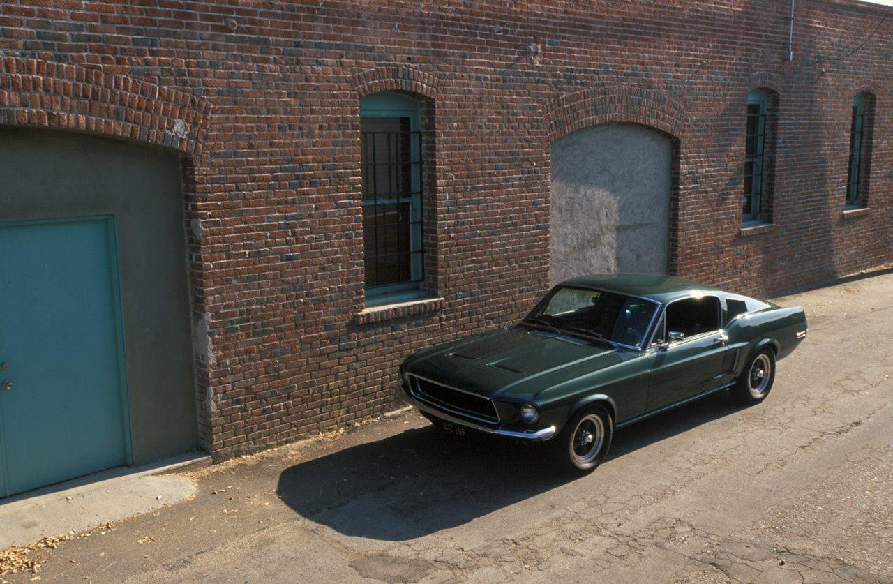 Top 10 American Muscle Cars in Movies - GTspirit