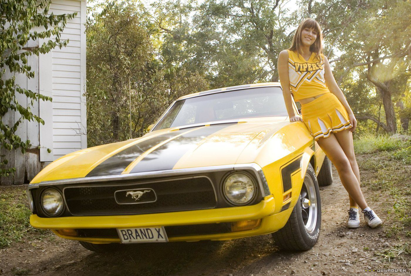 Death Proof Dodge Challenger >> Top 10 American Muscle Cars in Movies - GTspirit