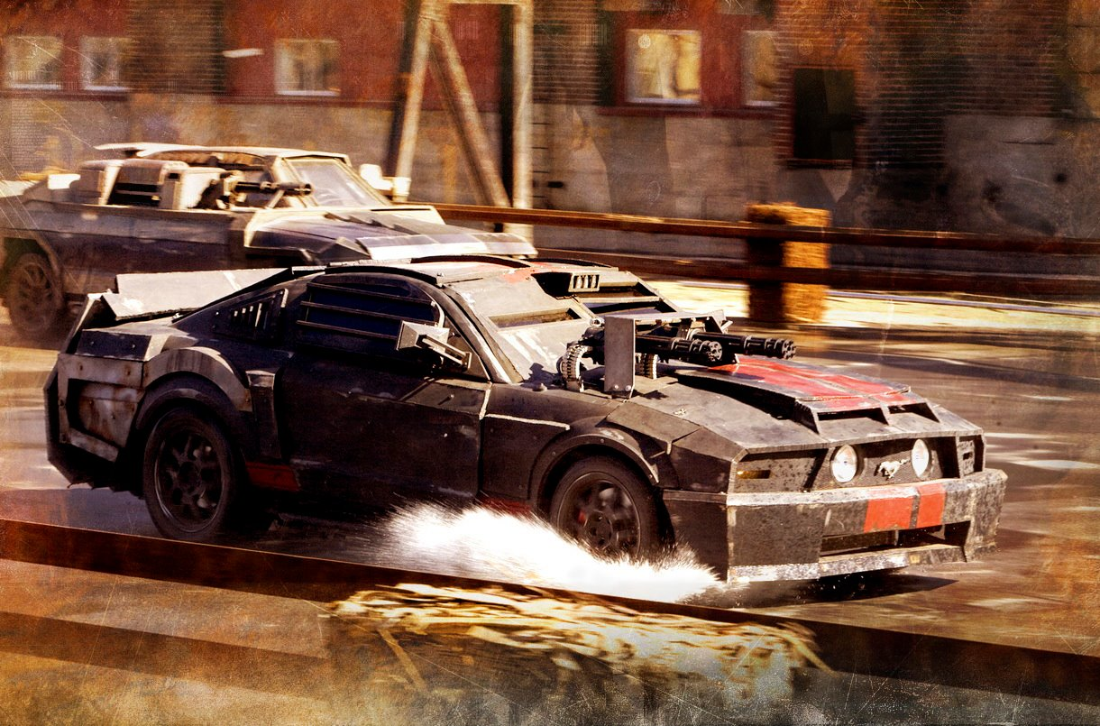 Top 10 American Muscle Cars in Movies - GTspirit
