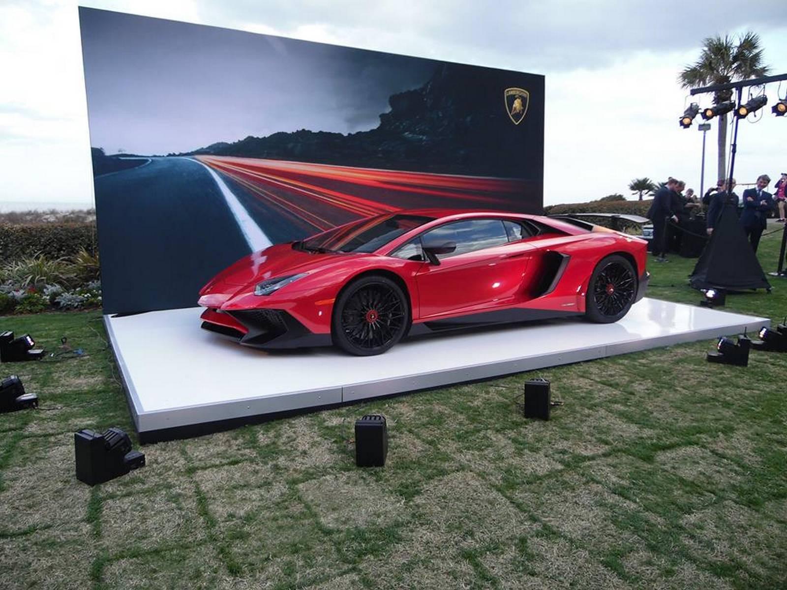Amelia Island Concours DElegance Highlights GTspirit - Amelia island car show